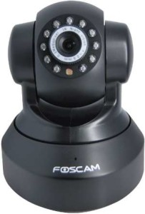Foscam FI8918W Camera Wireless in schwarz