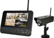Fnk Überwachungskamera