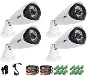 FUNK Überwachungskamera Test mit Bewegungsmelder