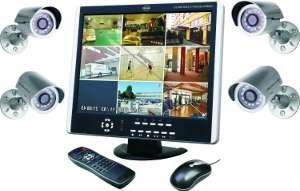 IP Videoüberwachung am Arbeitsplatz sollte vorsichtig vorgenommen werden und die Mitarbeiter sollten informiert werden
