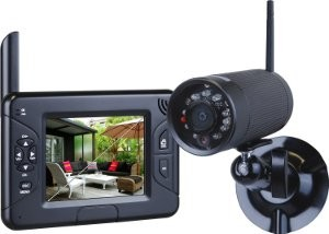 Mini Funkkamera mit Monitor