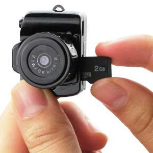 Spionage Kamera versteckte Kamera Minikamera
