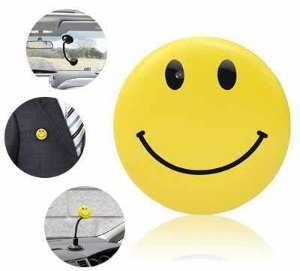 Spycam Shop kaufen men Hidden im Smiley
