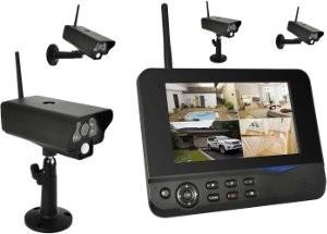 Überwachungskamera App ermöglichen Zugriff immer und überall