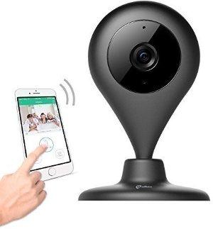 Überwachungskamera Mini mit Bewegungsmelder