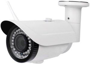 Überwachungskamera mit Aufzeichnung