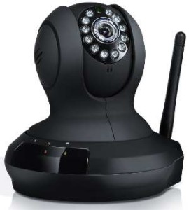 Überwachungskamera Test outdoor IP wireless