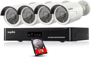 Überwachungssysteme mit Aufzeichnung