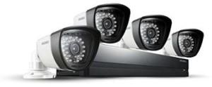 Videoüberwachung privat am Haus
