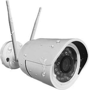 Wireless IPKamera für mehr Sicherheit HD Test
