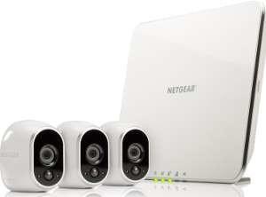 WLAN Überwachungskamera Set mit Aufzeichnung